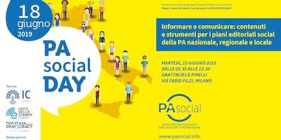 PA social day lombardia