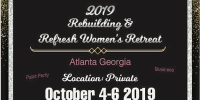 Rebuilding & Refresh Women's Retreat