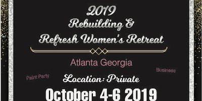 Rebuilding & Refresh Women's Retreat