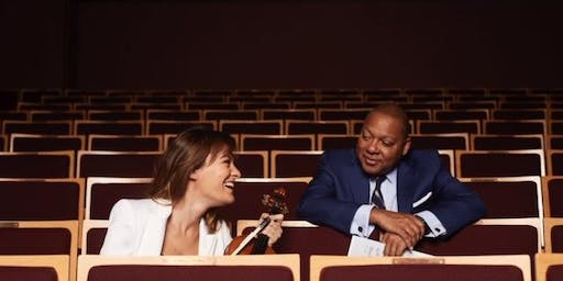 An Audience With Nicola Benedetti and Wynton Marsalis