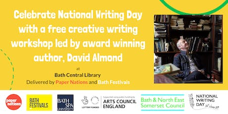 Power of Writing with David Almond tickets