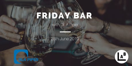 Friday Bar with DLA Piper  tickets