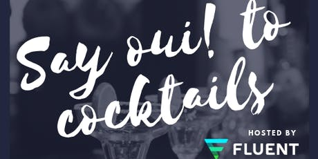 Join Fluent & VOUCH for Cocktails in Cannes billets