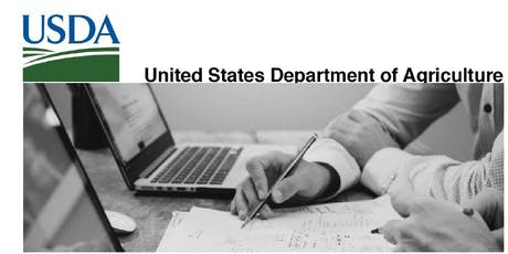 Employment Readiness with the USDA tickets