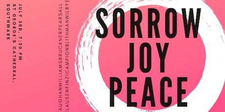 The Museum Singers Present: Sorrow. Joy. Peace: An Evening of Music tickets