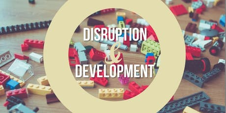 Oasis Summer Salon - Disruption & Development tickets