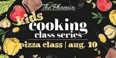 Cooking Class Series: Kids Pizza Making Class tickets