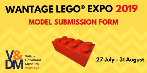 LEGO® Expo Submissions 2019