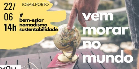No Footprint Nomads Summit bilhetes