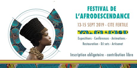 Festival de l'Afrodescendance tickets