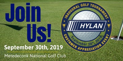 Hylan Inaugural Golf Tournament