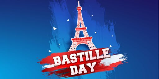 Bastille Day on The Rooftop