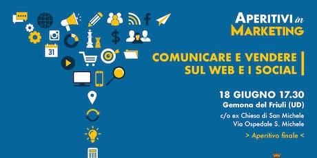 Comunicare e Vendere sul Web e i Social - 2 biglietti