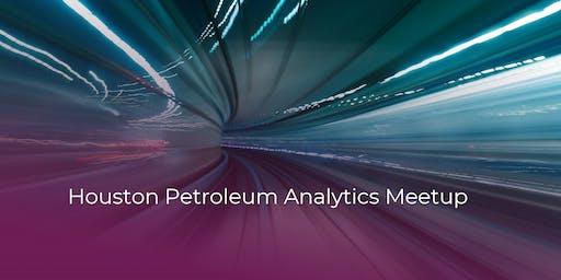 Petroleum Analytics Meetup