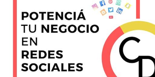 Taller Inicial para Emprendedores -  Potenciá tu Negocio en Redes Sociales
