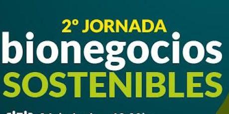 2º Jornada de Bioengocios entradas