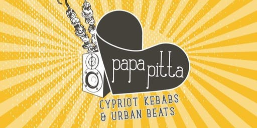 Cypriot Meze - Fundraiser with Yoddi from Papa Pitta