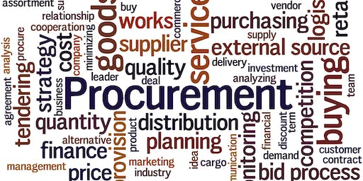 Introduction to procurement Lancashire PM