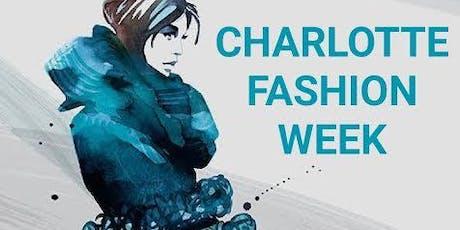Charlotte Fashion Week / Thursday Evening Runway Show  tickets