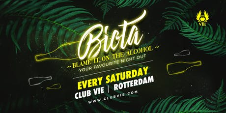 BIOTA CLUBNIGHT | 6 juli tickets