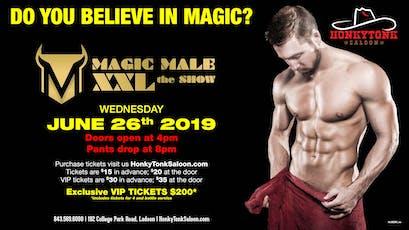 Magic Mike XXL Male Revue Show tickets