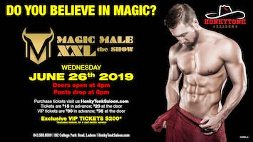 Magic Mike XXL Male Revue Show