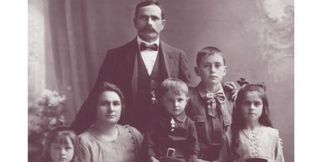 Discovering Family History workshop tickets