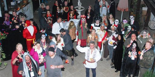 The best Halloween Party in Transylvania 2019
