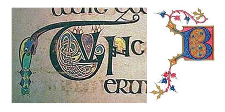CALLIGRAPHY - ILLUMINATED LETTERS tickets