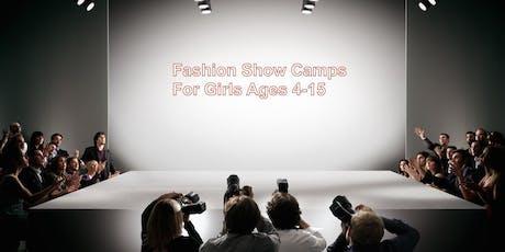 Fashion Show Camp-Norcross GA tickets