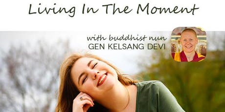 Special Event - Living in the Moment - Stop Worrying Start Living tickets