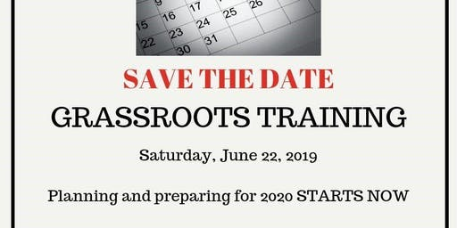 9th District Grassroots Training