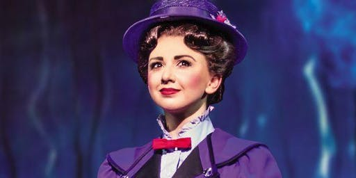 PROS FROM THE SHOWS | MARY POPPINS Workshop with Zizi Strallen | MCR - Bury