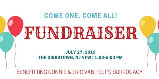 Carnival Fundraiser for Connie & Eric Van Pelt's Surrogacy