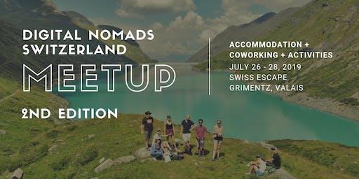 Digital Nomads Meetup Switzerland | 2nd Edition