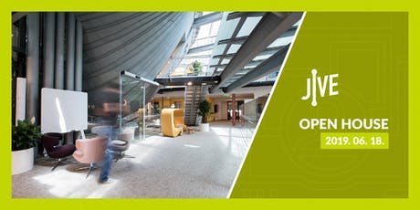 LogMeIn Jive Open House Event tickets