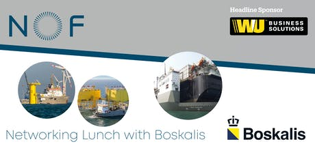 Networking Lunch with Boskalis tickets