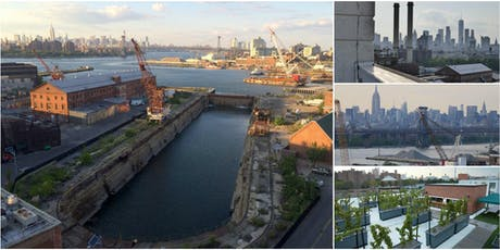 Exploring the Rooftops of the Brooklyn Navy Yard, From Farms to Wineries tickets