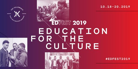 EdFest 2019: Education for the Culture tickets