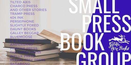 Small Press Book Group: Tokyo Ueno Station by Yu Miri (trans. Morgan Giles)