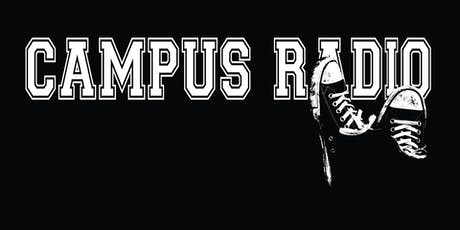 Campus Radio (Nu Wave tribute) tickets