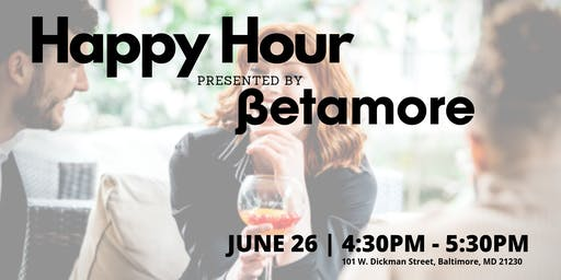Betamore Happy Hour