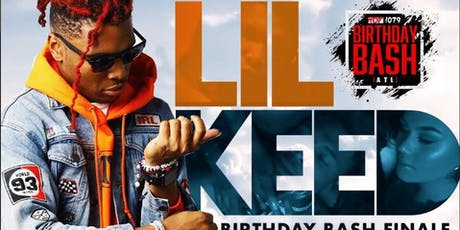 LIL KEED HOST ATL #1 DAY PARTY ON SUNDAYS IN BUCKHEAD AT ELLEVEN 45 tickets