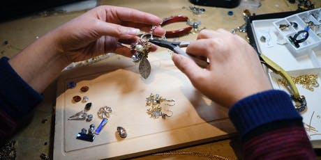 Immersive Jewellery Making Experience tickets