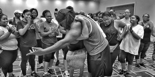 The Kenya Crooks Workout Weekend- Chicago