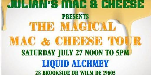 The Magical Mac & Cheese Tour