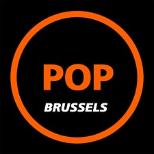 United POP Belgium logo