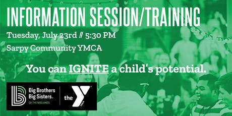 Information Session & Menor Training - Sarpy YMCA tickets