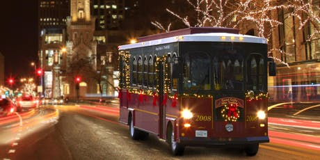 BYOB Holiday Lights Trolley - Chicago tickets