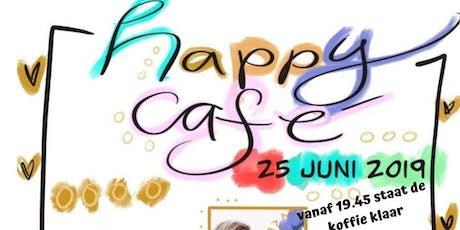 Happy Café tickets